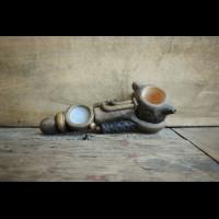 Трубочки из керамики